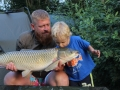 Woods Lake Goncourt Carp fishing with family