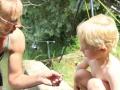 IMG_1817Woods Lake Goncourt Carp fishing with family